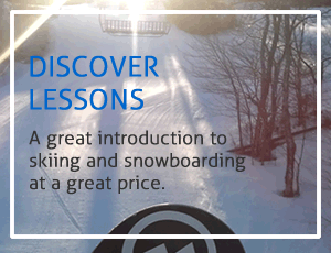 Discover skiing or snowboarding at ski martock